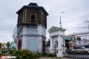 Водонапорная башня отпразднует 131-й день рождения тортом и воспоминаниями художников