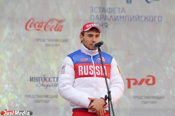 ВЧайковском вовремя открытия Чемпионата мира полетнему биатлону зажегся электрокабель