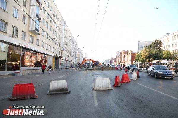 ГИБДД признала преступными выделенные полосы для социального транспорта вцентре Екатеринбурга