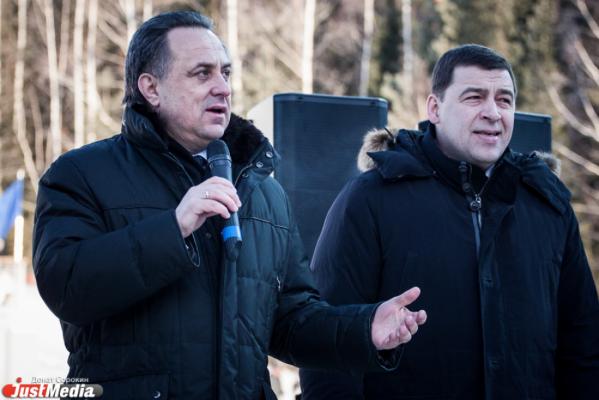 На Средний Урал снова едет делегация федеральных чиновников. Мутко посетит Екатеринбург, а Рогозин – Нижний Тагил