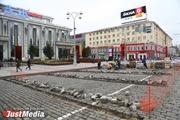 Транспортный коллапс накрыл центр Екатеринбурга. ФОТО