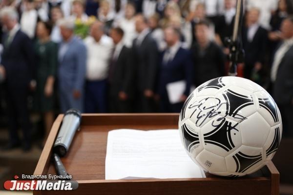 Замминистра спорта Новиков высоко оценил готовность «Калилинца» к ЧМ-2018