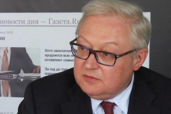 Идея Меркель опереговорах поКНДР вформате «шестерки» интересна— Рябков