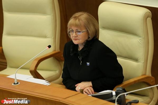 Бабушкина назвала фамилии претендентов напост первых замов Куйвашева
