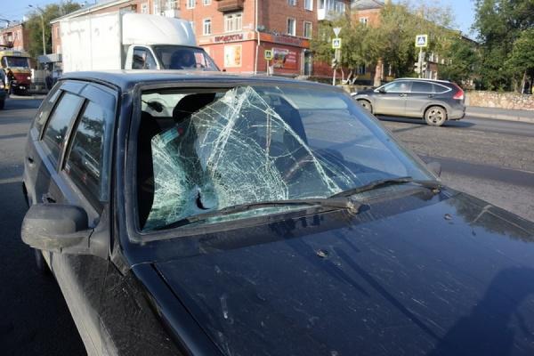 В Екатеринбурге в двух ДТП пострадали пешеходы