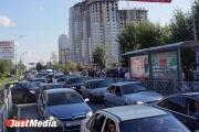 Рапопорт, Архипов и Тушин, пересев на велики, не смогли воодушевить других екатеринбуржцев отказать от автомобилей