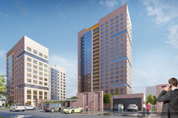«Атомстройкомплекс» построит новый жилой комплекс на Эльмаше