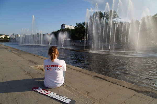 ВЕкатеринбурге демонтируют «поющие» фонтаны за1,1 млн руб.