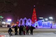 Екатеринбуржцы написали петицию с требованием вернуть на площадь 1905 года настоящую ель