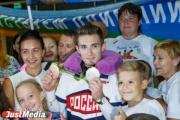 Екатеринбуржец Давид Белявский занял два призовых места на чемпионате мира