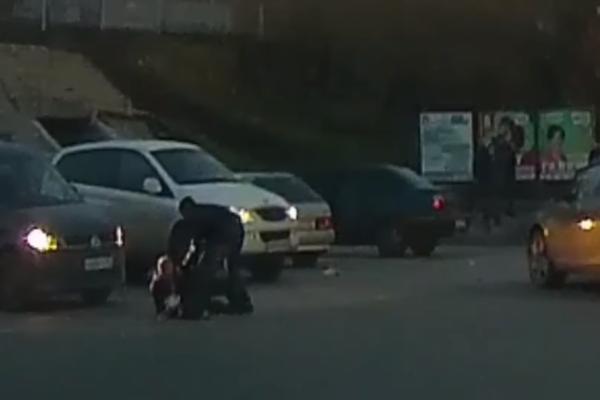 «Онего начал убивать!»: Рассвирепевший автохам чуть незабил 60-летнего пешехода