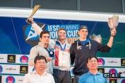Екатеринбуржец стал победителем Кубка мира по скалолазанию в Китае