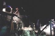 Покурили на крыльце. Страшный пожар в Серове унес жизни пяти человек