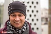 Сергей Максимов, шоумен: «Такая погода не мешает нам делать что-то новое и интересное». В Екатеринбурге +1. ФОТО, ВИДЕО