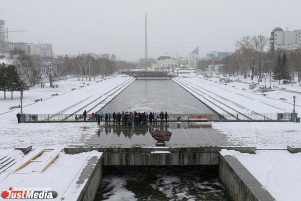 Синоптики обещают Екатеринбургу снежные ипрохладные выходные
