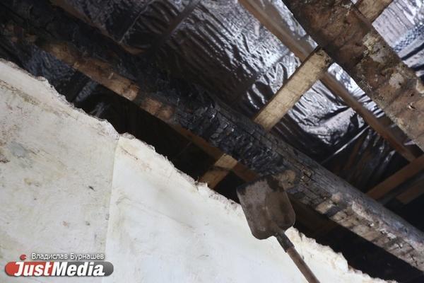 «Выполнено не все, есть проблемы с документами». Управление госохраны памятников архитектуры проверило качество ремонта в Городке чекистов