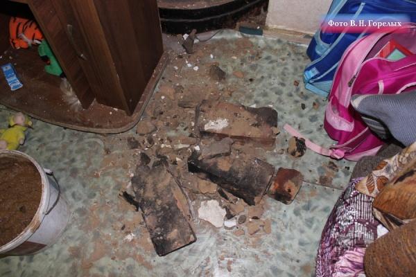 НаСреднем Урале отхлопка газа едва не умер  грудной ребёнок