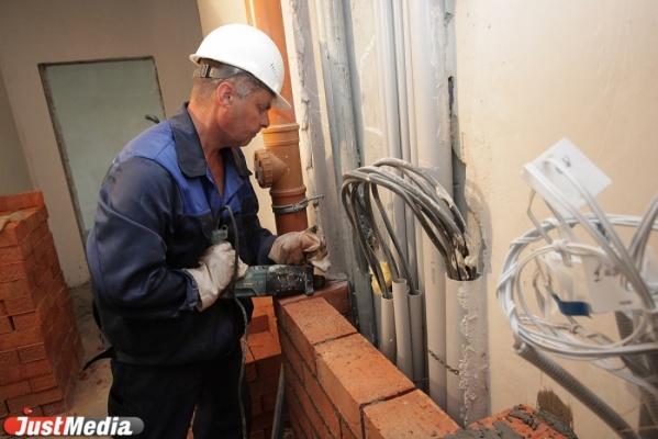 Затри года вСвердловской области починят неменее четырех тыс. домов