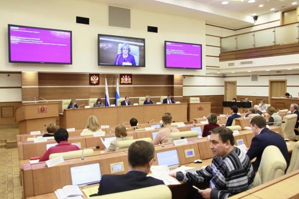 Расходы свердловского бюджета на наступающий 2018г. увеличены на4,1 млрд руб.