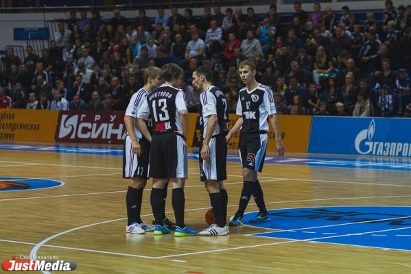 Три футболиста «Синары» вызваны в сборную России по мини-футболу