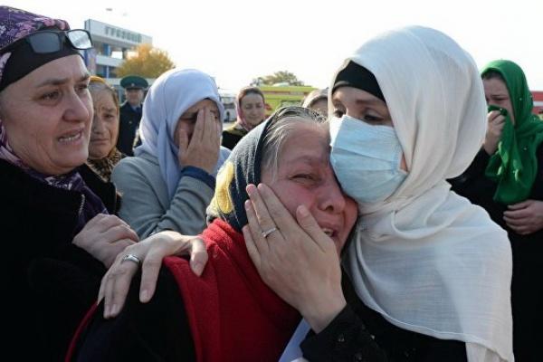 Уральских женщин сдетьми отыскали влагере ИГИЛа вМосуле