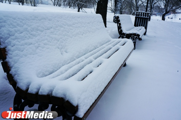 К середине недели в Екатеринбурге «потеплеет» до минус четырех