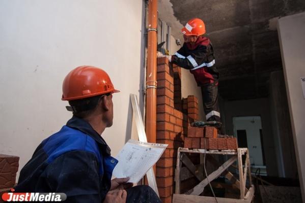 Уральский колледж вЕкатеринбурге находится ваварийном состоянии
