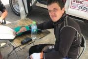 Уральский гонщик Сергей Карякин выбыл из борьбы на «Дакар-2018»