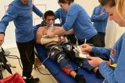 «Было подозрение, что кисть раздроблена, но обошлось без операций». Сергей Карякин о травме на этапе «Дакар 2018»