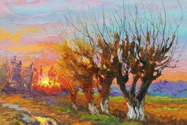 В Екатеринбурге пройдет выставка картин двух известный по всему миру художников из Узбекистана. ФОТО