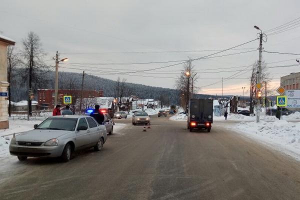 На Урале два пешехода получили травмы из-за водителей-нарушителей