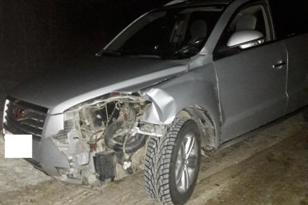 ВКировграде иностранная машина сбила насмерть женщину