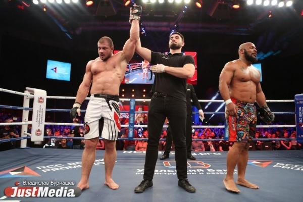 Чемпион UFC Макгрегор может посетить бой екатеринбуржца Ивана Штыркова