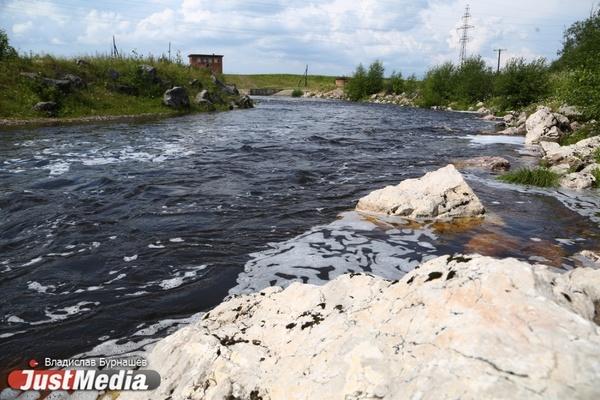 Екатеринбургский «Водоканал» перестал качать воду из челябинского водохранилища