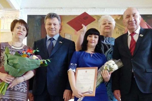 100-летие ФПСО. Центре культуры и искусств НТМК прошел торжественный прием профактива Нижнего Тагила