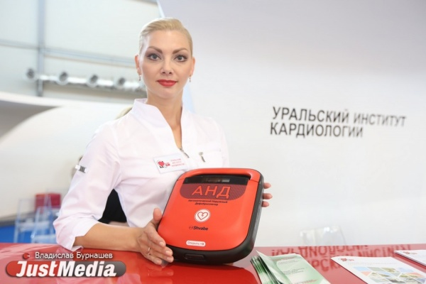 Вшколах Свердловской области установят дефибрилляторы