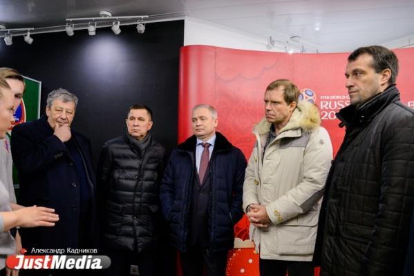 Члены Совфеда оценили подготовку Екатеринбурга к ЧМ-2018