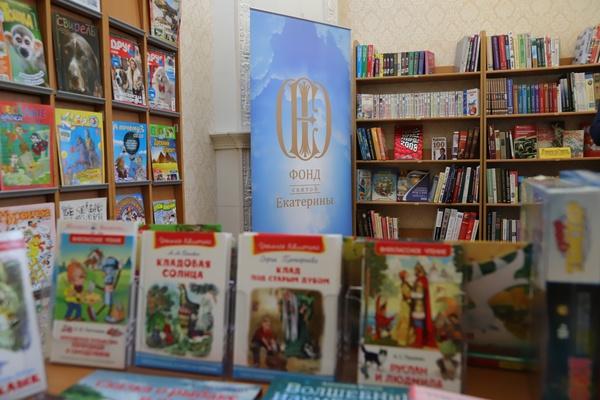 По свердловским приютам и детдомам развезут более 2 тысяч книг и игр