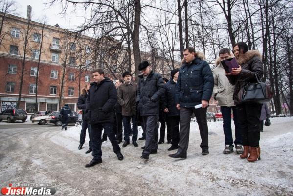 Куйвашев лично проверит качество уборки дорог в Екатеринбурге