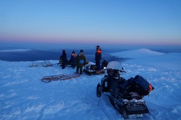 Спасатели нашли туриста, пропавшего на перевале Дятлова