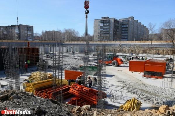В Екатеринбурге незавершенная стройка на Самолетной-Павлодарского вылилась в уголовное дело