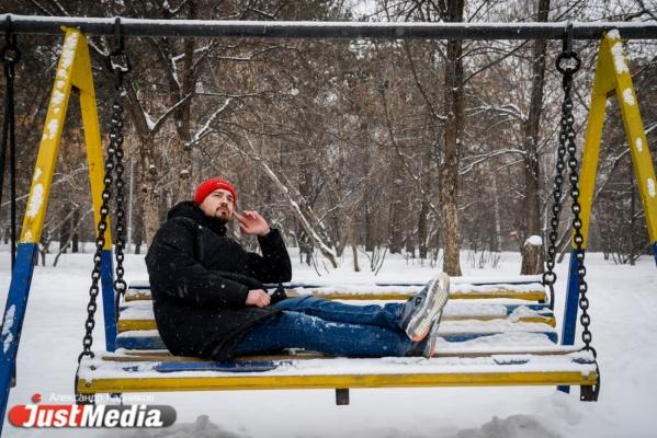 Сега Скворцов, «Европа Плюс»: «Мы живем на Урале. Если вдруг в мае пойдет снег, то не надо удивляться». В Екатеринбурге -6 и метель. ФОТО, ВИДЕО