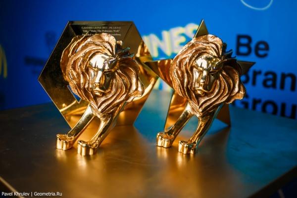 «Каннские львы» прорычат в «Ельцин Центре»