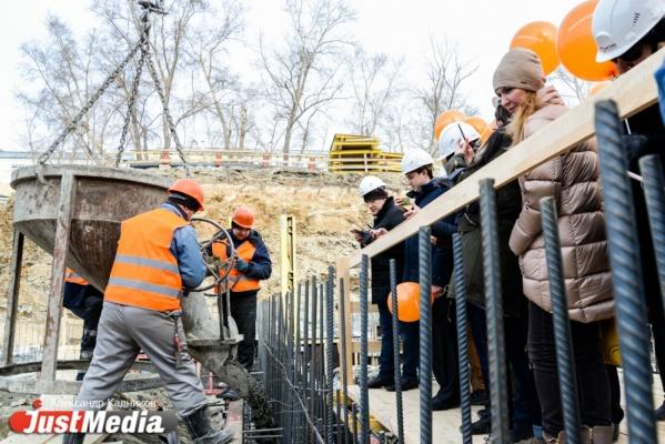 В Екатеринбурге начали строить вторую очередь «Макаровского квартала»