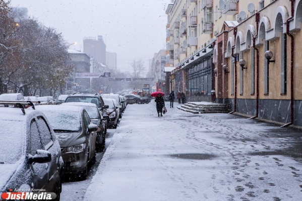 ГИБДД прогнозирует всплеск ДТП из-за снегопада