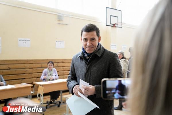 Куйвашев о сильном мэре Екатеринбурга: «После принятия изменений ни у кого не останется вопросов кто за что отвечает в городе»