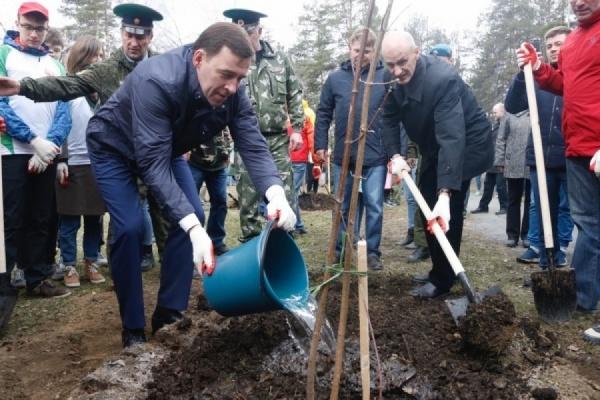 До конца апреля в городах Свердловской области пройдут субботники
