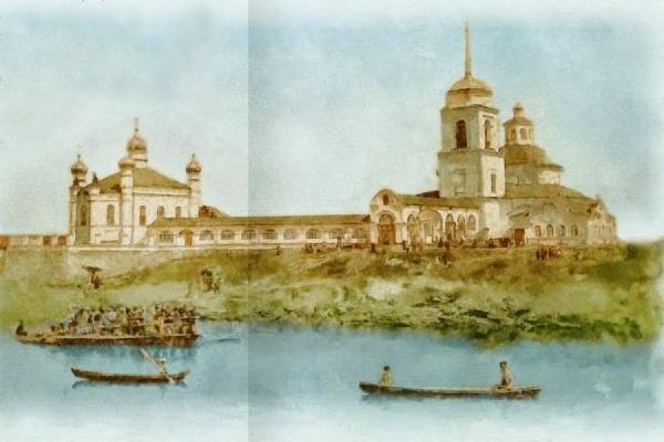 К Пасхе в Екатеринбурге выпустили детскую книгу о святом из Меркушино