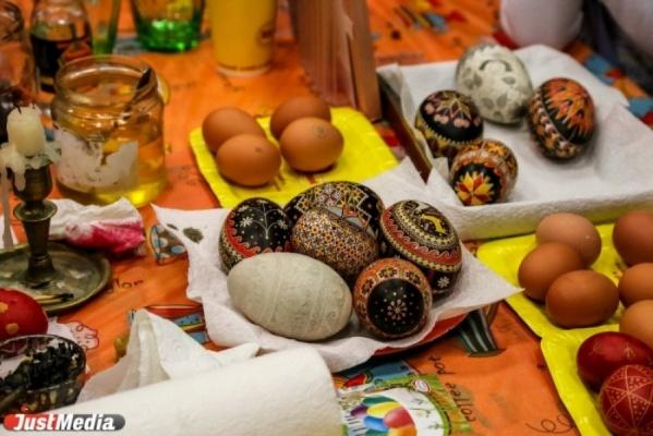 Екатеринбуржцам расскажут, как накрыть пасхальный стол