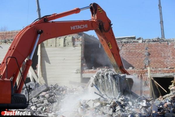 Незаконный многоквартирник на Сортировке снесут за 950 тысяч